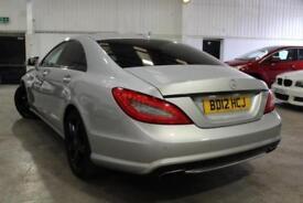2012 Mercedes-Benz CLS 3.0 CLS350 BlueEFFICIENCY AMG Sport 7G-Tronic Plus
