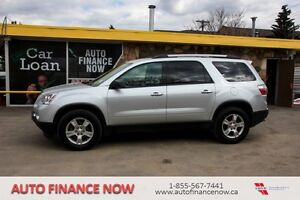 2012 GMC Acadia ! 8 PASSENGER CHEAP PAYMENTS REDUCED !!