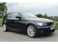 2010 BMW 1 Series 2.0i M-Sport Hatchback 3 door Manuel 6 Speed 59k