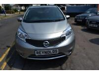 BAD CREDIT CAR FINANCE AVAILABLE 2014 14 NISSAN NOTE 1.2 TEKNA AUTOMATIC