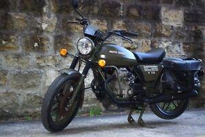 Moto Guzzi V50 Nato Surry Hills Inner Sydney Preview