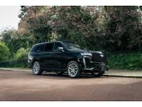 2021 Cadillac Escalade Premium Luxury Petrol black Automatic