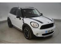 Mini Countryman 1.6 Cooper D ALL4 5dr [Chili Pack]