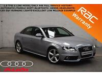 2009 Audi A4 1.8T FSI 160BHP S Line-ONLY 44K FULL SERVICE HISTORY-HALF LEATHER-