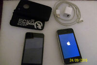 Iphone 3GS + ipod 2G for parts