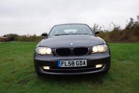 2008 BMW 1 Series 2.0 118d SE 5dr