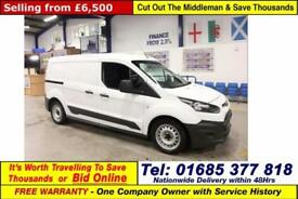 2014 - 64 - FORD TRANSIT CONNECT T210 1.6TDCI 75PS VAN (GUIDE PRICE)
