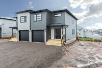 1700SF Semi w/ Garage in North End Moncton --- ONLY 1 UNIT LEFT