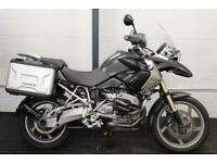 BMW R1200GS ** BMW Panniers - Engine Bars - Centre Stand **