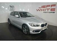 2019 BMW 1 Series 120d Sport 5dr [Nav/Servotronic] Step Auto Hatchback Diesel Au