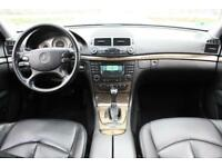 LHD LEFT HAND DRIVE Mercedes-Benz E280 3.0CDI 7G-Tronic Avantgarde BLACK SALOON