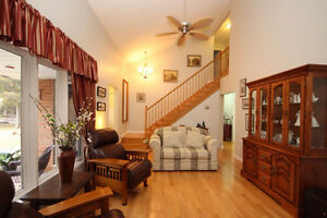 1 acre on the river in Yarker - Open House Sunday!