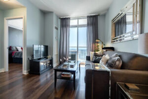 Spacious and Stunning 1+1 Bed Condo - Mississauga City Centre