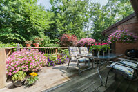 33 Lynden Circle Georgetown-Care Free Living on Ravine Setting