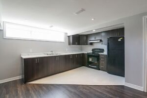 Beautiful 2 Bedroom Basement Apartment for Rent