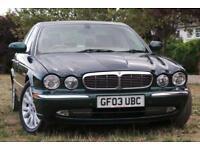 2003 Jaguar XJ 4.2 XJ8 SE 4dr