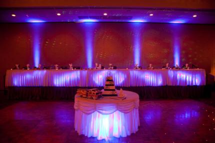 Wedding Uplights /Event Uplights hire