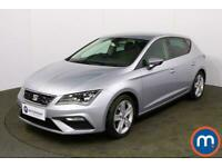 2018 SEAT Leon 1.4 TSI 125 FR Technology 5dr Hatchback Petrol Manual