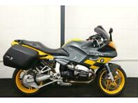 BMW R1100S ** BMW Panniers - Tinted Screen - Heated Grips **