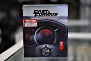 Fast and Furious The Ultimate Ride Collection films 1-7