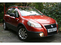Fiat ** SEDICI ** 1.6 16v Dynamic 5 door MPV 4x4