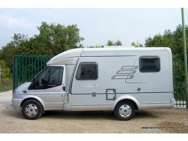 Cheap Motorhomes For Sale By Owner >> Hymer Van 522 classifieds - United Kingdom