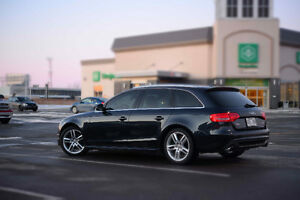 2012 Audi A4 premium plus, s-line Wagon