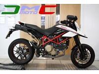 2012 Ducati Hypermotard 1100 Evo SP White 1,813 Miles RARE | £149.97 pcm