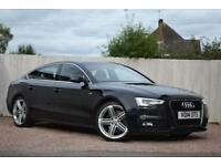 Audi A5 2.0TDI ( 143ps ) Sportback Multitronic 2012MY S Line ONLY 58K FSH