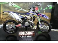 2018 SHERCO SE 250 RACE ENDURO BIKE ROAD REG,