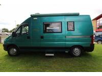 Citroen Relay Voyager 2 Berth