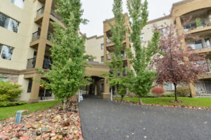 Two bedroom + den for sale in Sherwood Park with GYM