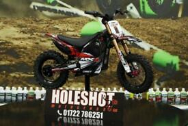 OSET MX-10 Electric Motocross bike Finance available 2018