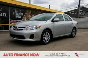 2013 Toyota Corolla $128 biweekly UBER OR TAPP DRIVERS CALL !!