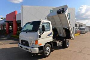 HYUNDAI HD65 BRAND NEW ** 200000KLM WARRANTY ** TIPPER ** #4902 Archerfield Brisbane South West Preview