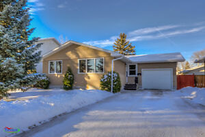 Newly renovated bungalow in an excellent location! A must see!
