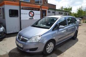 2008 Vauxhall Zafira 1.9CDTi ( 120ps ) Life