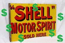 I WANT TO BUY YOUR PETROLIANA INCLUDING ENAMEL SIGNS OIL TINS ETC West Perth Perth City Preview