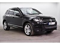 2014 Volkswagen Touareg V6 R-LINE TDI BLUEMOTION TECHNOLOGY Diesel black Automat