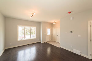 **Best Priced New Half Duplex In Inglewood w/ Double Garage**