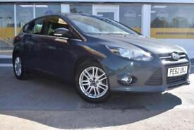 2012 62 FORD FOCUS 1.6TDCi TITANIUM GOOD AND BAD CREDIT CAR FINANCE AVAILABLE