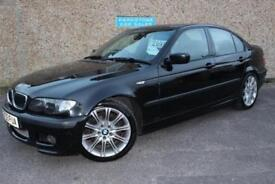 2003 BMW 3 Series 2.5 325i Sport 4dr