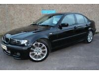 2003 BMW 3 Series 2.5 325i Sport 4dr
