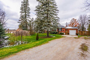 Solid brick bungalow on 2.36 acres within the City limits London Ontario image 10