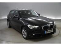 BMW 1 Series 118d SE 5dr [Nav]