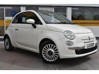BAD CREDIT CAR FINANCE AVAILABLE 2011 11 FIAT 500 0.9 LOUNGE