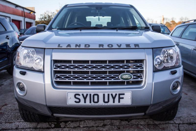 Land Rover Freelander 2 2.2Td4e ( 158bhp )