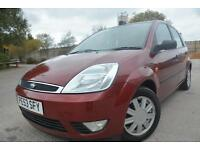 FORD FIESTA GHIA 1.4 5 DOOR*1 OWNER SINCE 2006*FULL SERVICE HISTORY*LOVELY CAR*