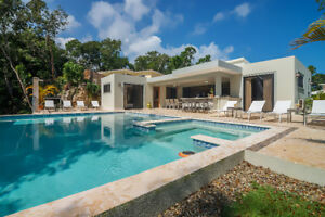 Luxury Villa with Infinity Pool - North Dominican Republic