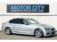 2018 BMW 3 Series 320D M SPORT Saloon Diesel Manual